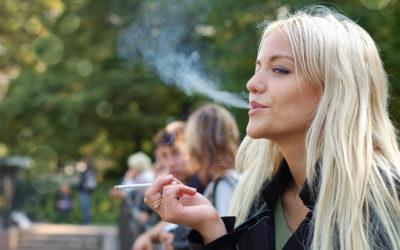Rygning og evnen til at blive gravid